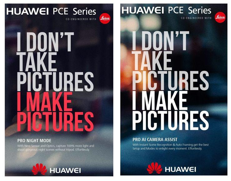 Infografika - Huawei z aparatem 40 Mpx
