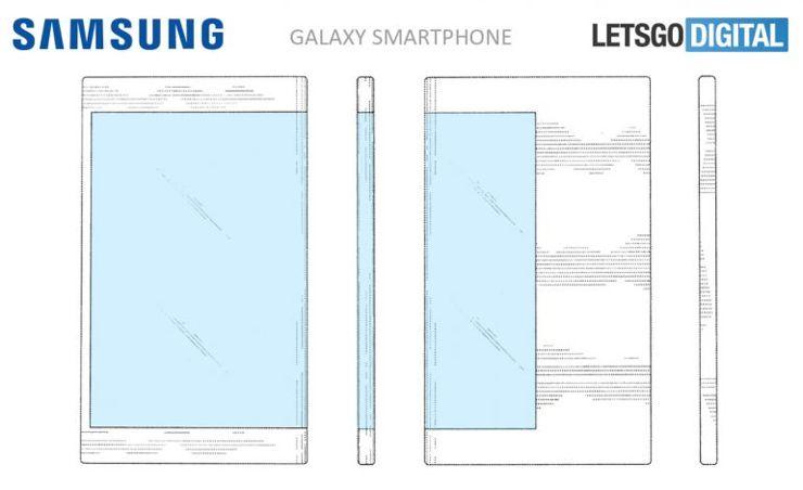 A gdyby ekran otaczał obudowę...?