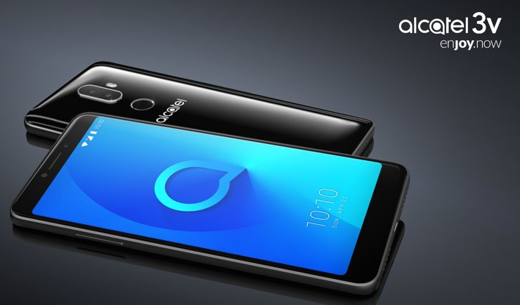 Representative of series 3: Alcatel 3V