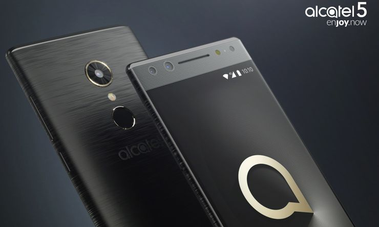 Representative of series 5: Alcatel 5