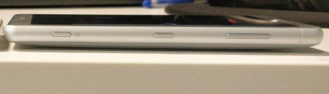 Prototyp Sony Xperia XZ2