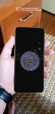 Samsung Galaxy S9 - rendery z aplikacji AR