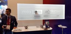 Tak prezentuje się MaxCom podczas targów MWC