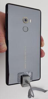 Xiaomi Mi Mix2 na targach MWC