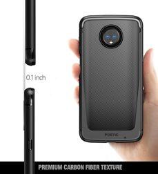 Motorola Moto Z3 Play w pokrowcu