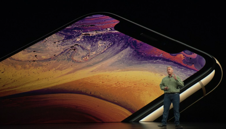 Information about new iPhones Xs