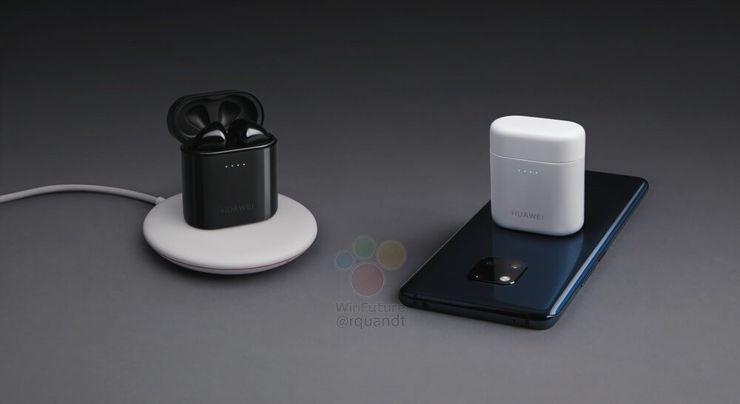 Słuchawki Huawei Freebuds 2 Pro