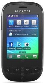 Alcatel OT 720D