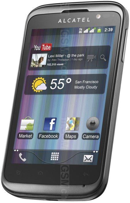 Alcatel OT 991D Smart