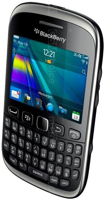 Gebruiksaanwijzing blackberry 9320