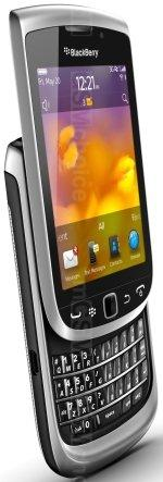 BlackBerry 9810 Torch 2