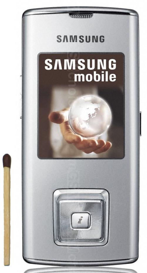 Телефон samsung sgh-j600e dark gray