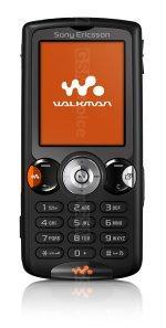 Sony Ericsson W810i