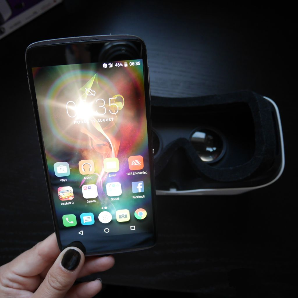 Alcatel Idol 4S review: It fulfills most expectations