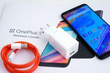 Zestaw OnePlus 5T