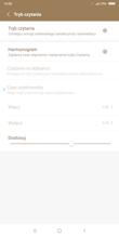Wybrane funkcje interfejsu MIUI