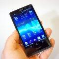 Telefon Bonda w naszej redakcji - Sony Xperia T HSPA