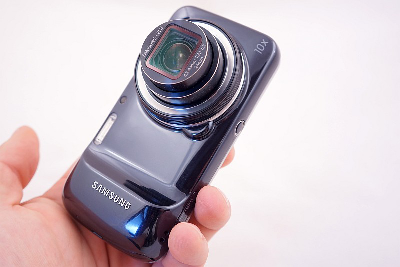 Samsung Galaxy S4 Zoom Tests Photographe Disgracieux Mais