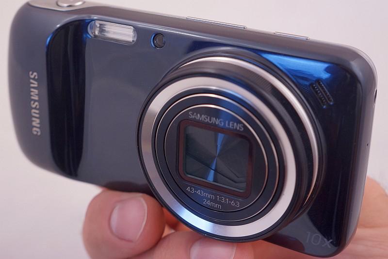 Samsung Galaxy S4 Zoom test: Niezgrabny, ale zdolny ...