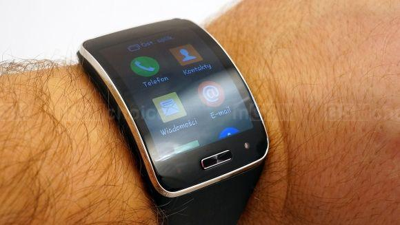 Samsung Gear S test: Samsung Gear S: smartwatch idealny ...
