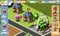 Jedna z zainstalowanych gier - Litle Big City