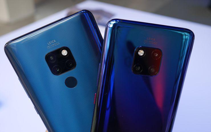 Huawei Mate 20 i Mate 20 Pro