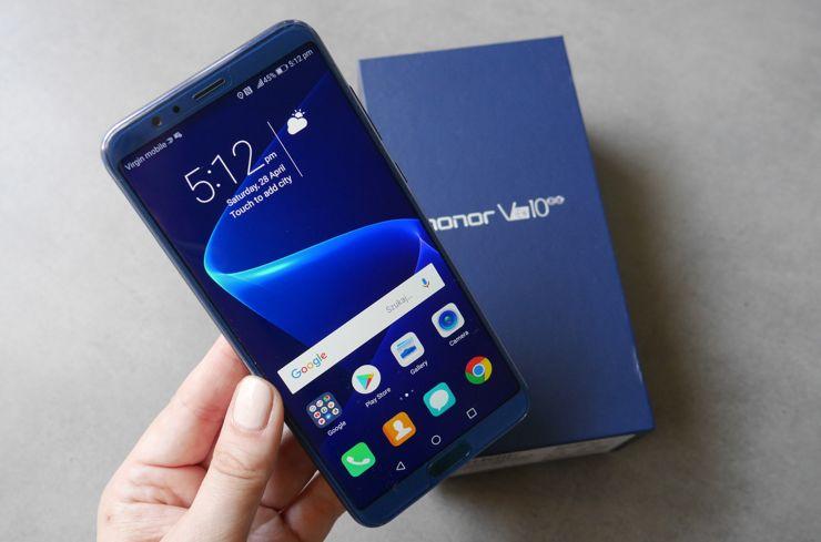 Honor View 10 może spodziewać się Androida 9 Pie - a z nim kilkanaście innych smartfonów i tabletów