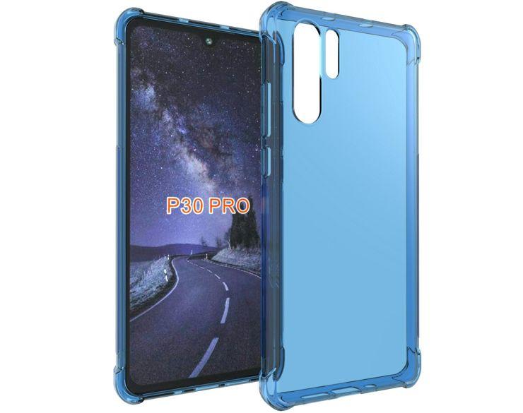 Przypuszczalny wygląd Huawei P30 Pro
