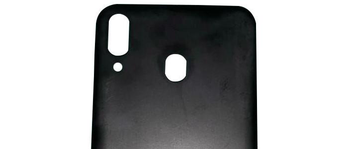 Tylny panel M20 ukazuje nietypowy kształt czytnika papilarnego