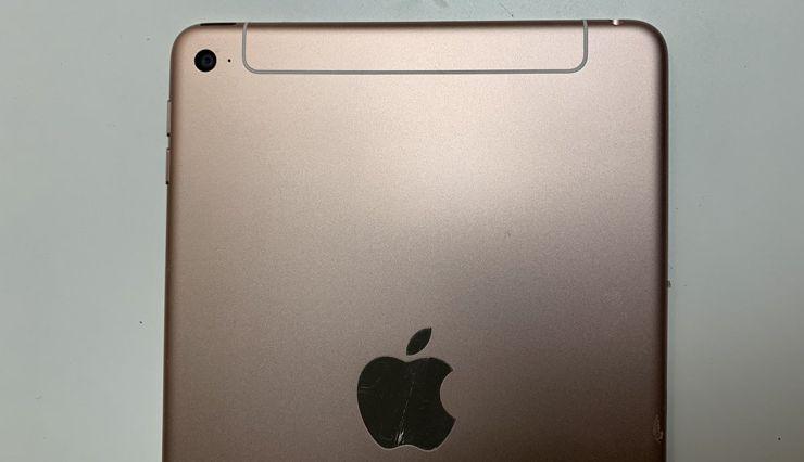 Domniemany iPad Mini 5