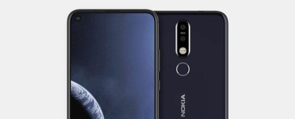 Nokia 6.2 powinna być podobna do 8.2...