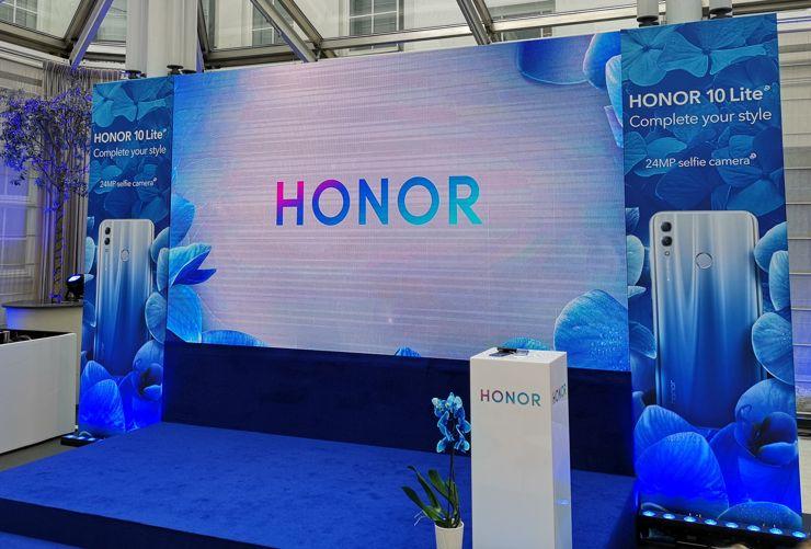 Honor 10 Lite - polska premiera