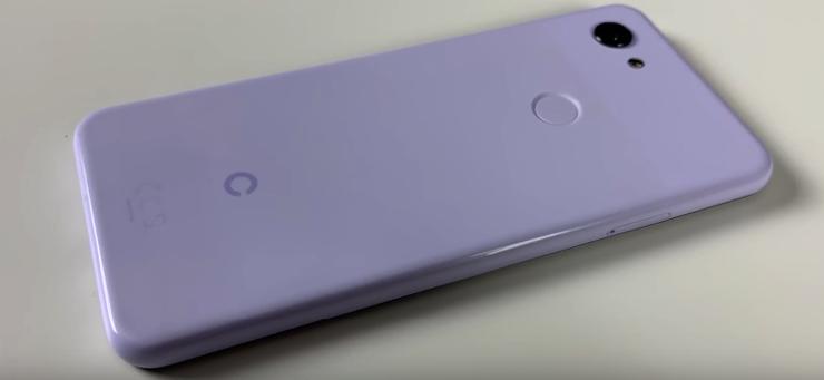 Google Pixel 3 Lite w przedpremierowym przeglądzie