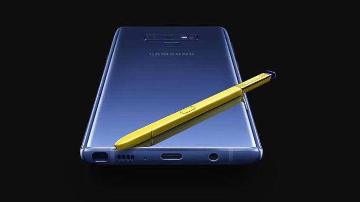 Jaki będzie następca Galaxy Note 9?