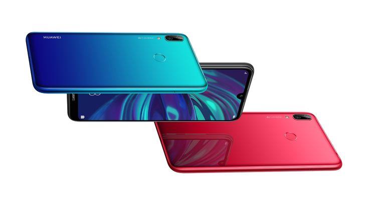 Smartfony z serii Huawei Y 2019 w niższych cenach
