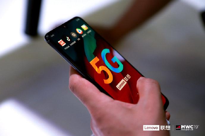 Lenovo Z6 Pro 5G na MWC Shanghai 2019