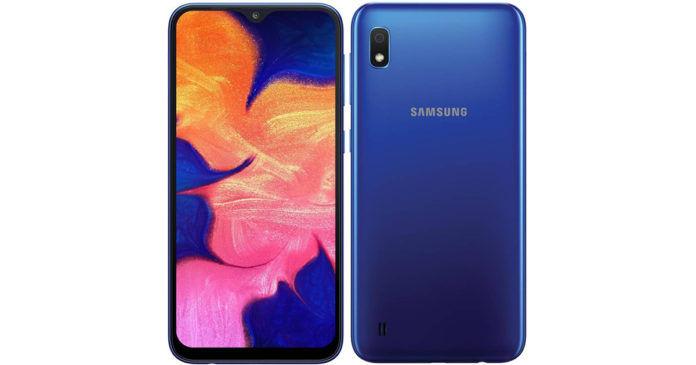 Galaxy A10s ma być podobny do A10, ale dostanie czytnik papilarny i inny aparat