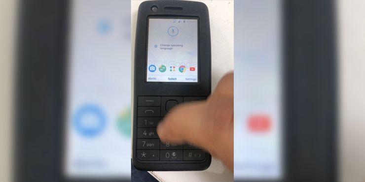 Tajemnicza Nokia, tajemniczy system