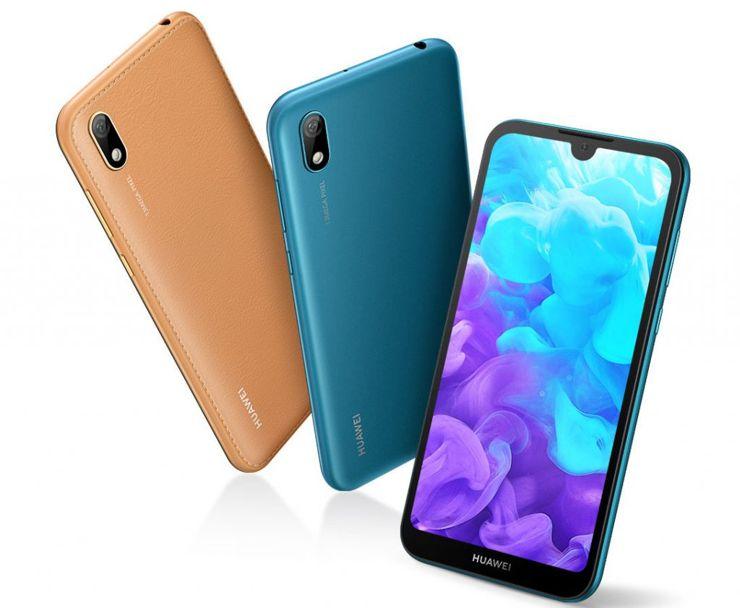 Huawei AMN-AL10 wygląda niemal jak zaprezentowany na zdjęciu Huawei Y5