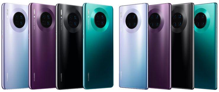Huawei Mate 30 Pro - zdjęcia w naturze, a także kilka innych informacji