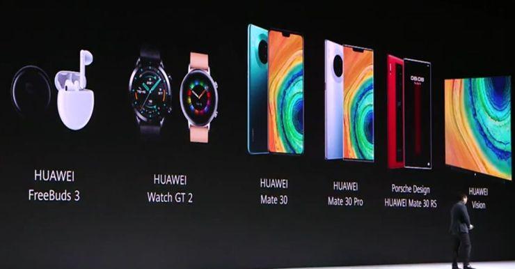 Premiera rodziny Huawei Mate 30