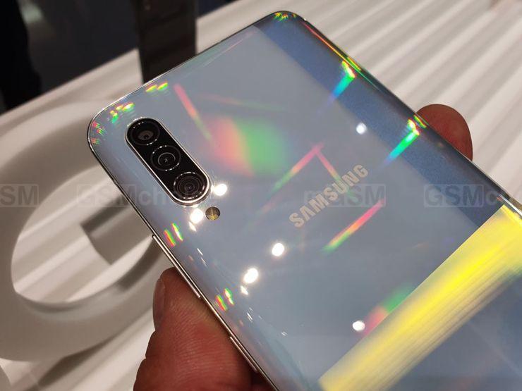 Aktualny model, Samsung Galaxy A90 5G