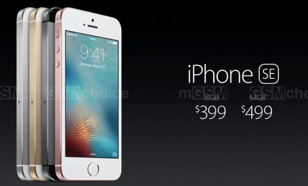 iPhone SE2 - specyfikacja i cena