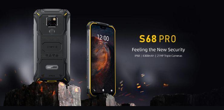 Doogee przedstawia model S68 Pro