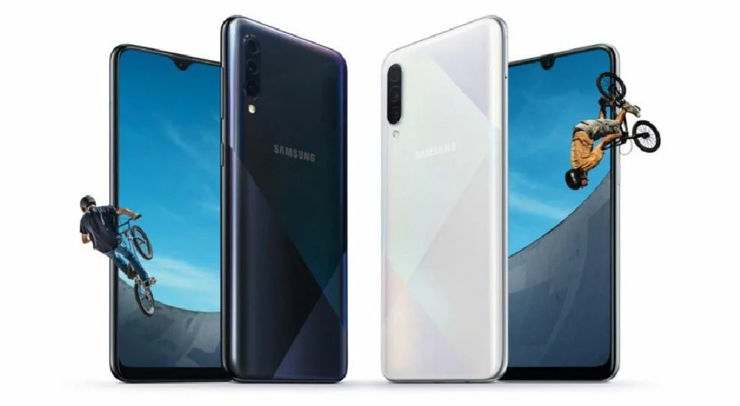 Samsung zaklepuje nazwy smartfonów na 2021 rok