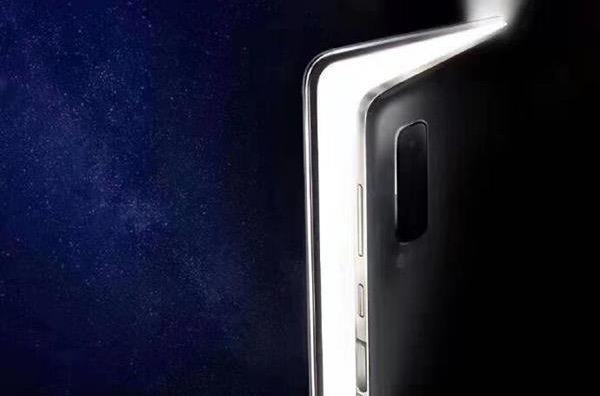 Samsung W20 wygląda jak Galaxy Fold!
