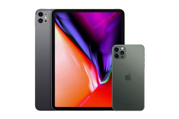 Wizja nowego iPada Pro
