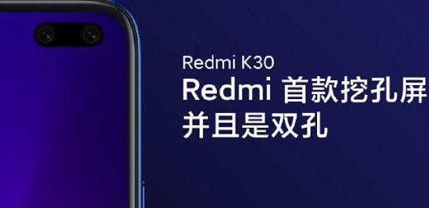 Redmi K30 kolejnym smartfonem z ekranem 120 Hz?