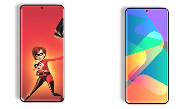 Tak mogą wyglądać nowe Galaxy S