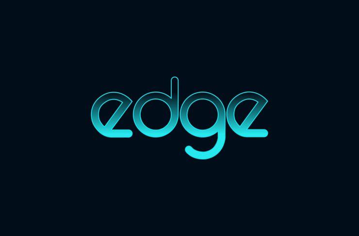 Logo Motoroli Edge+ (a może ogólnie serii Edge..?)